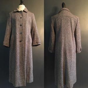 Vintage Hourihan Wool Coat
